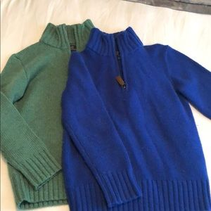 Set of Polo Sweaters